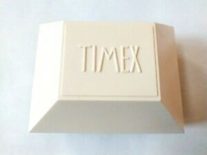 Timex Vintage Plastic Watch Box ~ TS