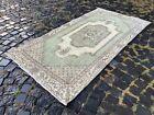 Bohemian rug, Area rug, Turkish rug, Vintage rug, Handmade rug   3,4 x 6,6 ft