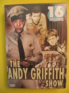 THE ANDY GRIFFITH SHOW 16 Episodes 2 DVD Box Set Barney Don Knotts Ron Howard