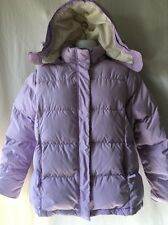 LL Bean Lavender Down Puffer Jacket