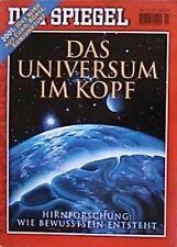 SPIEGEL 1/2001 Die Hirnforschung und das Bewusstsein