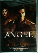 Angel The Complete Third Season 22 Episodes+Special Features 6-Disc Set Sealed