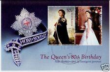 AUSTRALIA 2006 QUEENS BIRTHDAY MINIATURE SHEET FINE USED