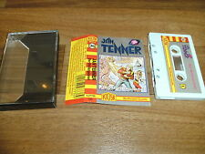 JAN TENNER  #  36 -- der HÖLLENPLANET  //  MC von KIOSK 1987