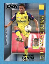 CALCIO CARDS 2005 Panini - Figurina/Sticker -n. 39 - LANNA - CHIEVO -New