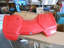 Bombardier Rally 200 Can Am 2005 05 rear fender back mud guard