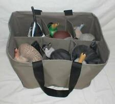 4 Custom Decoy Bags, DUCK HUNTERS SPECIAL ! Teal, Life Size, Duck & Magnum Bags