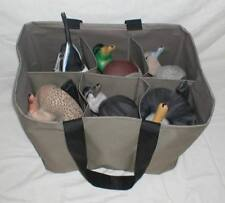 4 Custom Decoy Bags PACKAGE DEAL Teal, Life Size, Duck & Magnum Slotted Bags