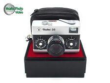 Rollei 35 Film Camera + 40mm f/3.5 Lens #1286