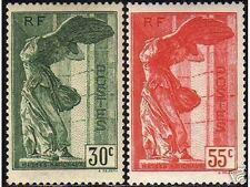 "FRANCE STAMP TIMBRE 354/55 "" VICTOIRE SAMOTHRACE "" NEUFS xx TTB , VALEUR:420€"