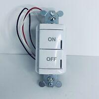nLight Acuity Controls nPODM 4s Bk Low Voltage Push-button for sale online