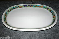 Neuware Thomas Family Tropicana Platte oval 32,5 x 25 cm