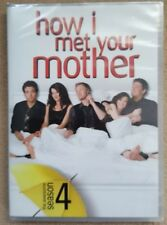 *BRAND NEW* How I Met Your Mother: Season 4 DVD SET ALL 24 SEASON 4 EPISODES