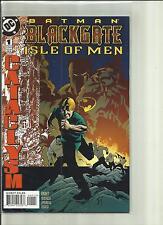 BATMAN BLACKGATE ISLE OF MEN  #1 . 1998