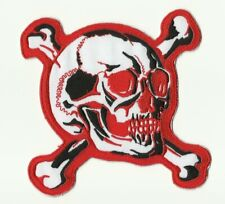 Patch écusson Skull dos taille Colour écusson patch emblèmes