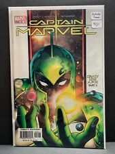 Captain Marvel #16 First Cameo of Phylaven - 2004 (NM)