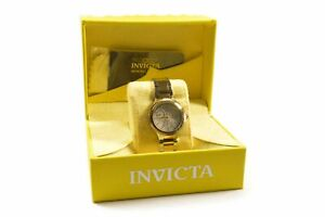 Invicta 31276 Angel Lady MOP Dial Two Tone Ladies Chronograph Watch