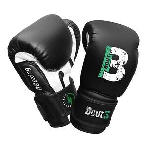 Bout3 Kinder Boxhandschuhe Kickboxing, Haus Sandsack Training 04oz,06oz&08oz