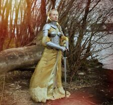 Medieval Steel Armor Full Body Set Queen of the Lake