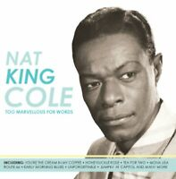 Too Marvellous for Words, Cole, Nat 'King', Audio CD, Good, FREE & FAST Delivery