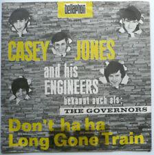 "CASEY JONES + HIS ENGINEERS - Don't ha ha - 7""-Single"