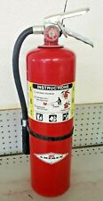 10lb Fire Extinguisher Abc Dry Chemical - Amerex - 4A 60Bc - New Tag