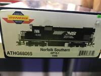 Athearn Genesis Ho Scale Locomotive GP15-1 Norfolk Southern 1446 DCC Ready NIB