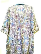 Massimo Dutti Paisley Silk Dress