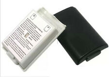 High Battery Pack Cover Shell Case Kit for Xbox 360 Wireless Controller;