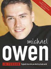 Owen, Michael, Michael Owen in Person, Very Good Book