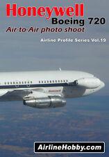 Honeywell Boeing 720 Air-to-Air photo shoot DVD