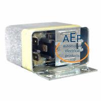 Lichtmaschinen Regler für Oldtimer extern 12V Originale Bauform / Abmessung
