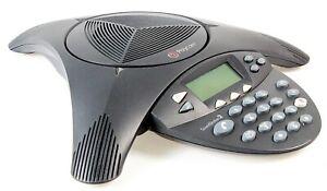 Polycom Soundstation 2 Konferenztelefon OHNE Netzteil / inkl. MwSt.