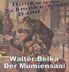 Ebook - Der Mumiensaal von W. Belka