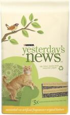 Cat Litter Yesterday's News