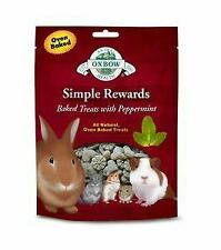 Oxbow Simple Rewards Baked Treats Peppermint 60g - 361352