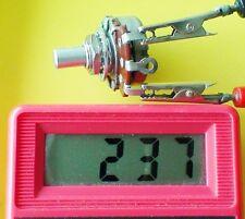 VINTAGE 1971 FENDER PRECISION JAZZ TELECASTER BASS GUITAR STACKPOLE 250K POT RR