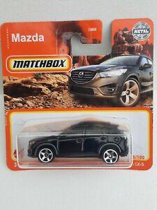 Matchbox basic series 21. Mazda Cx- 5  Neuf sous blister