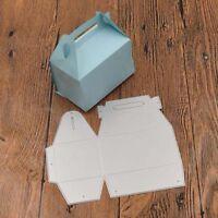 Nellies Choice Hobby Solution Die Geschenkbox HSDJ039 165x119mm 675839