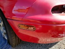 Mazda MX5  Mk1 ORANGE SIDE REFLECTOR Drivers Side Front