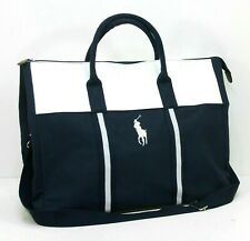 RALPH LAUREN DUFFLE / TRAVEL BAG / HOLDALL / WEEKEND BAG / GYM BAG - NEW
