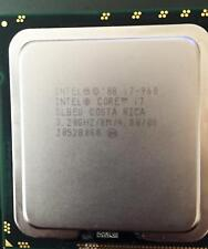 Intel Core i7-960 3.2GHz 8MB 4.8GT Quad Core LGA 1366 SLBEU