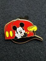 Disney pin le 1500 69025Marquee - Baseball Cap Mickey Mouse htf ah37
