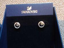 Swarovski Creativity Circle Pierced Earrings  5201707  BNIB