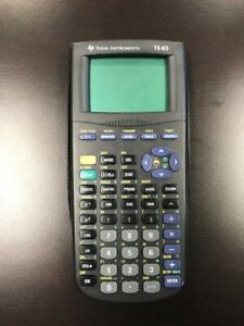 Texas Instruments TI-83 Graphing Calculator Ti 83 Very Good