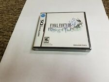 Final Fantasy Crystal Chronicles: Echoes of Time DS new