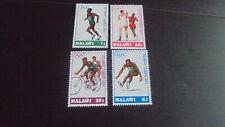 MALAWI 1984 SG 707-710 OLYMPIC GAMES MNH (N)