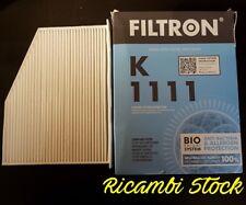 FILTRO ABITACOLO VW JETTA IV (162,163) NUOVO E ORIGINALE FILTRON K1111