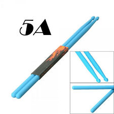 One Pair 5A Drumsticks Nylon Drum Sticks Percussion Musical Intrument Parts Blue