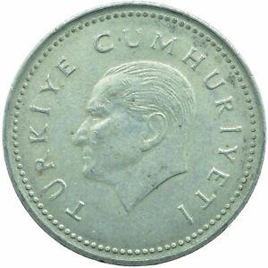COIN / TURKEY / 2500 LIRA 1992    #WT18721